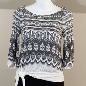 Deletta Blouson Top from Anthropologie